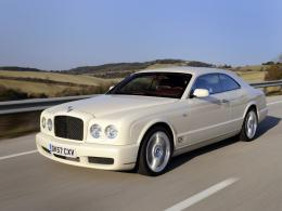 Bentley Cars 325