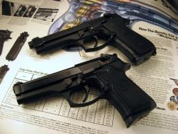 Beretta 92 Hd Wallpapers 974