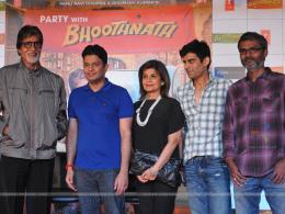 Press Conference of Bhoothnath ReturnsWallpaperSize:1024x768 106