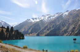 Big Almaty Lake hd wallpapers fabulous background images of big almaty 1535