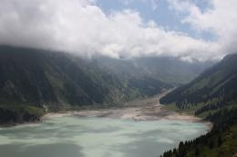 Big Almaty Lake HD Wallpapers 1210