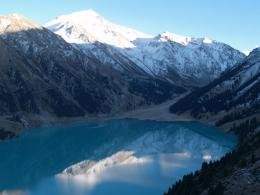 Big Almaty Lake HD Wallpapers 1633