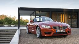 2014 BMW Z4 Roadster New Sports Cars HD Wallpapers 1164