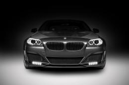 Wallpaper HD BMW Seria 5 Lumma Tuning Front View 363