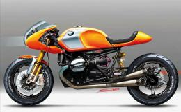 Motorcycle BMW Concept Ninety Wallpaper 1920×1200   Cool PC 837