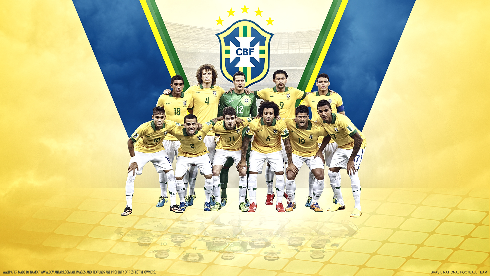 football national teams brazil wallpapers 946 7 wallpaper id 2413 1803
