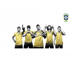 Brazil National Football TeamFree Wall Paper 594