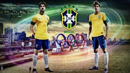 Wallpaper: Brazil Olympic Team 2012 1958
