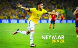 Neymar Brazil National Football Team Wallpaper HD 683