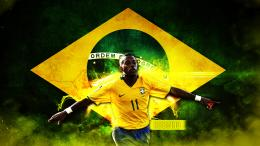 wallpaper » Sport pictures » Brazil football team wallpapers 568