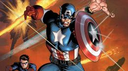 ComicsCaptain America Wallpaper 945