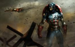 Captain America Wallpaper 1132