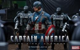 Captain America: The First Avenger desktop wallpaper 1787
