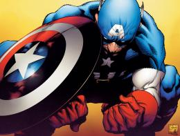 Captain America Wallpaper 654