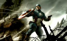 Captain America CG Wallpapers | HD Wallpapers 1217