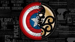 Captain America LOGO | HD Wallpaper 493