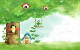 Collection of Animated cartoon Wallpapers 1078