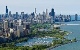 chicago, city, wallpaper 236