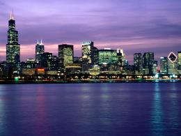 chicago skyline wallpapers chicago wallpapers 411