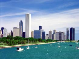 chicago skyline wallpapers chicago wallpapers chicago wallpapers 1806