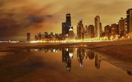 Chicago Skyline Wallpapers Pictures Photos Images 1891