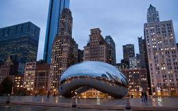 Cloud Gate Chicago Wallpapers Pictures Photos Images 622