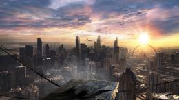 Divergent Chicago City Wallpaper 127