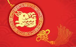Download Rabbit Chinese New Year 2014 Wallpaper pictures in high 1810