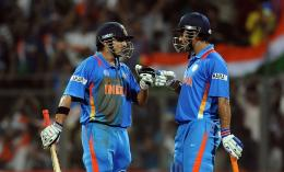 Gambhir in World Cup Final Match Cricket Wallpapers | HD Wallpapers 1733