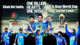 India Cricket World Cup Wallpaper 1373