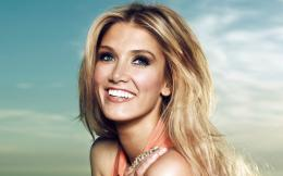 delta goodrem face closeup Wallpaper | HD Wallpapers 1589