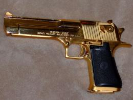Desert Eagle Golden Edition 1410