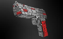 Wallpaper desert eagle, gun, words wallpapers weapondownload 730