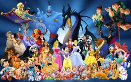 Disney Character Wallpapers 687