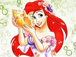 Disney WallpapersPrincess ArielWalt Disney Characters Wallpaper 1173
