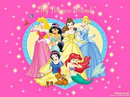 Walt Disney Characters Walt Disney WallpapersThe Disney Princesses 875