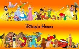 Disney\'s Characters Wallpaper by simsim2212 on DeviantArt 1960