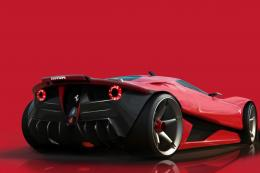 Ferrari EGO Concept Circa 2025 Pictures and WallpapersOriginal 1114