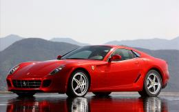 2010 Ferrari 599 GTB HGTE Wallpaper | HD Car Wallpapers 932