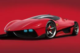 Ferrari EGO Concept Circa 2025 Pictures and WallpapersOriginal 1031
