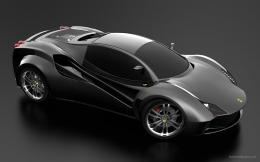 Ferrari Black Concept Wallpapers | HD Wallpapers 1863