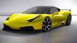 Best Collection Of Ferrari Exotic Car WallpapersSA Wallpapers 721