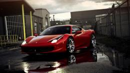 Ferrari 458 Italia Sports Cars HD Wallpaper Ferrari 458 Italia Sports 1807