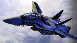Fighter Jet HD Desktop Wallpaper 1264