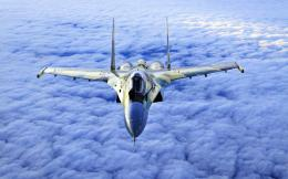 Sukhoi SU 35BM Fighter Jet HD Wallpaper 1465