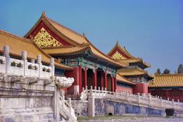 Extraordinary Building, The Forbidden City, Beijing photos, wallpapers 1201