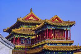Forbidden City Architecture Wallpaper HD 1636