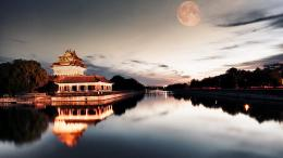 Forbidden City Sunset Wallpaper HD 567