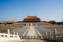 Forbidden City Palace Museum Wallpaper HD 1532