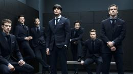 Wallpaper german, team, football, hugo boss, lars bender, julian 1978